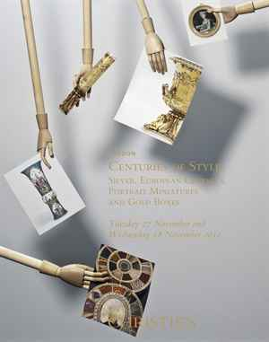Centuries of Style: Silver, European Ceramics, Portrait Mini