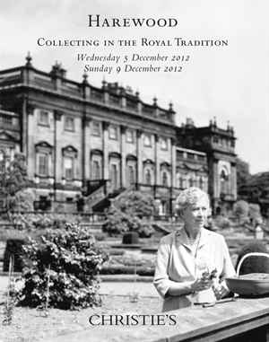 Harewood: Collecting in The Royal Tradition
