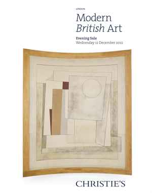 Modern British Art Evening Sale