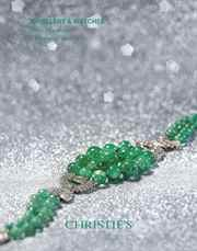 Jewels & Watches auction at Christies
