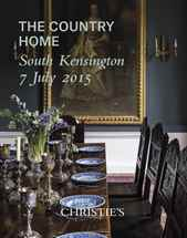 The Country Home auction at Christies