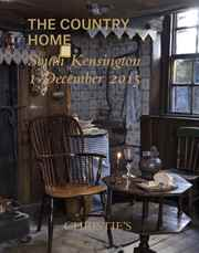 The Country Home - Early Furni auction at Christies