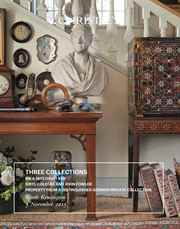 Three Collections: The Collect auction at Christies