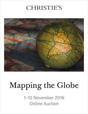 Mapping the Globe auction at Christies