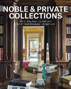 Noble & Private Collections Part II
