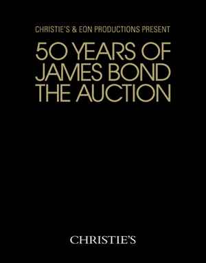 50 Years of James Bond: The Au auction at Christies
