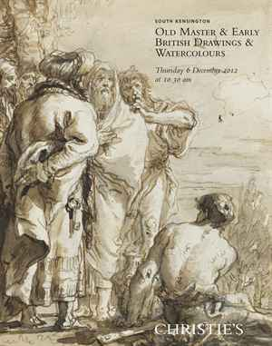 Old Master & Early British Drawings & Watercolours