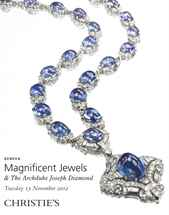 Magnificent Jewels & The Archd auction at Christies