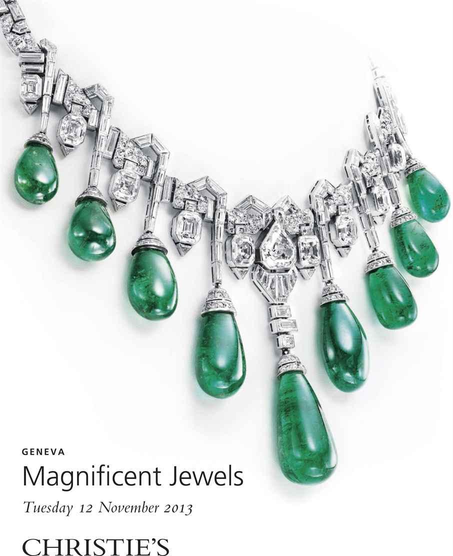 Magnificent Jewels