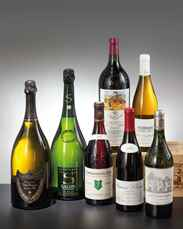 Fine and Rare Wines Featuring An Outstanding