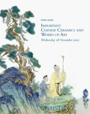 Important Chinese Ceramics and Works of Art