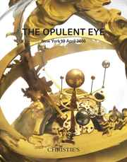 THE OPULENT EYE:19TH CENTURY F auction at Christies