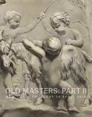 Old Masters: Part II auction at Christies