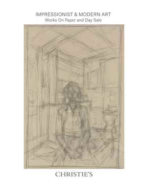 Impressionist & Modern Art Wor auction at Christies