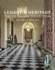 LEGACY & HERITAGE: THE DE GUIG auction at Christies