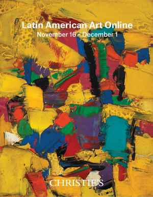 Latin American Art Online auction at Christies
