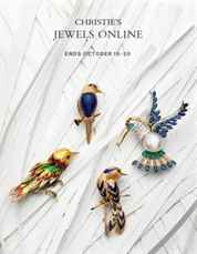 Christies Jewels Online auction at Christies