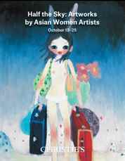 Half the Sky: Artworks by Asia auction at Christies