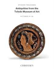 Storied Treasures: Antiquities auction at Christies