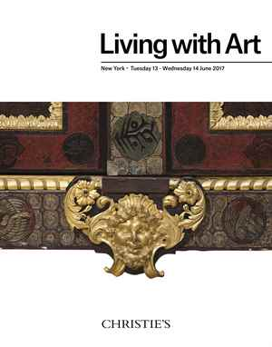 Living with Art auction at Christies