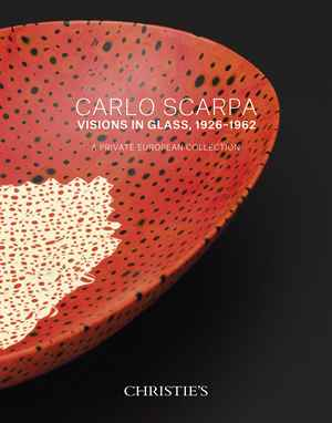 Carlo Scarpa: Visions in Glass auction at Christies