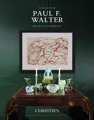 The Collection of Paul F. Walter
