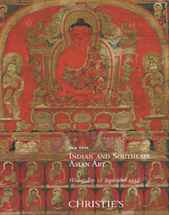 Indian & Southeast Asian Art auction at Christies