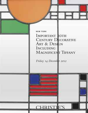 Important 20th Century Decorative Art & Design