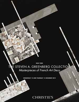 The Steven A Greenberg Collection Masterpieces of French Art