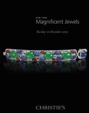 Magnificent Jewels auction at Christies