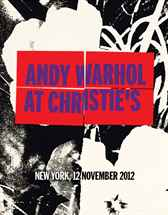 Andy Warhol at Christie's Sold auction at Christies