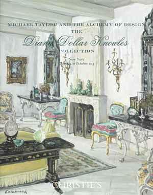 Michael Taylor and the Alchemy auction at Christies