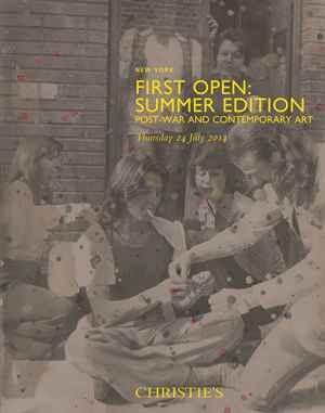 First Open: Summer Edition