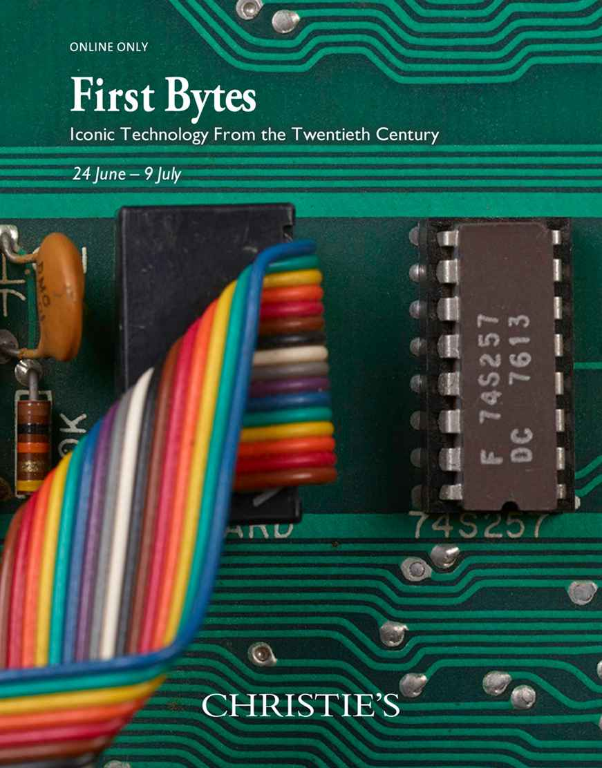 First Bytes Iconic Technology From the Twentieth Century