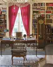 Arbiters of Style: The Collect auction at Christies
