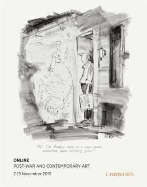 Online: Post-War and Contemporary Art