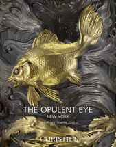 The Opulent Eye: 19th Century  auction at Christies