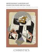 Impressionist and Modern Works auction at Christies