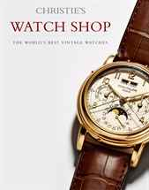 Christies Watch Shop