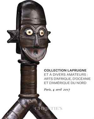 Collection Laprugne et à diver auction at Christies