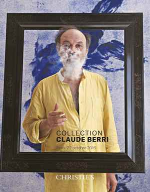 Collection Claude Berri  auction at Christies