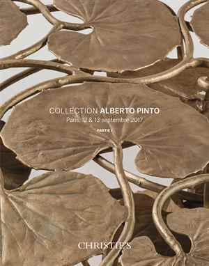 Collection Alberto Pinto auction at Christies