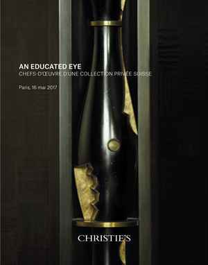 An Educated Eye, Chefs-doeuvre auction at Christies