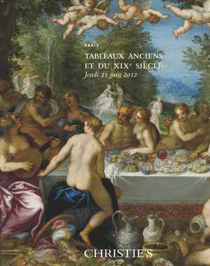 Tableaux anciens et du XIXe si auction at Christies
