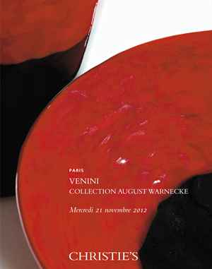 Venini, Collection August Warnecke