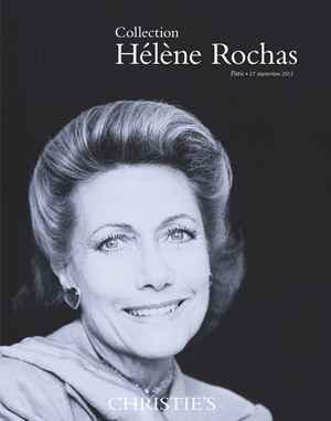 Collection Hélène Rochas auction at Christies