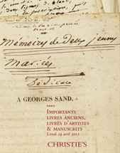 Importants Livres Anciens, Liv auction at Christies