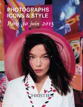Photographs, Icons & Style auction at Christies