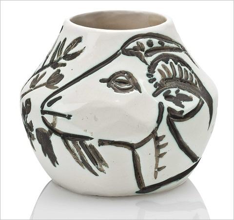 Picassos Goats Picasso Ceramics Online Only Christies