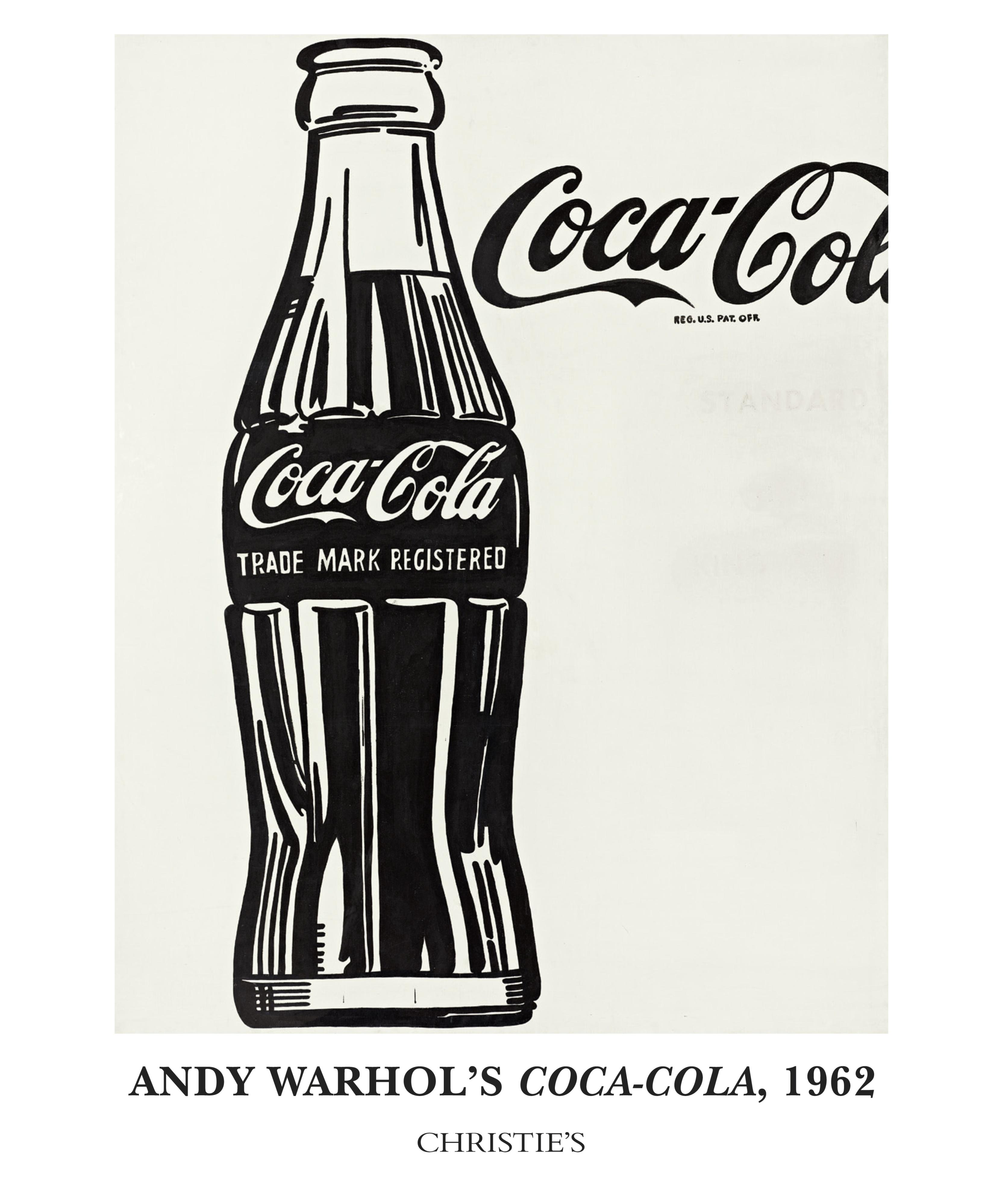andy warhol pop art coca cola - photo #4